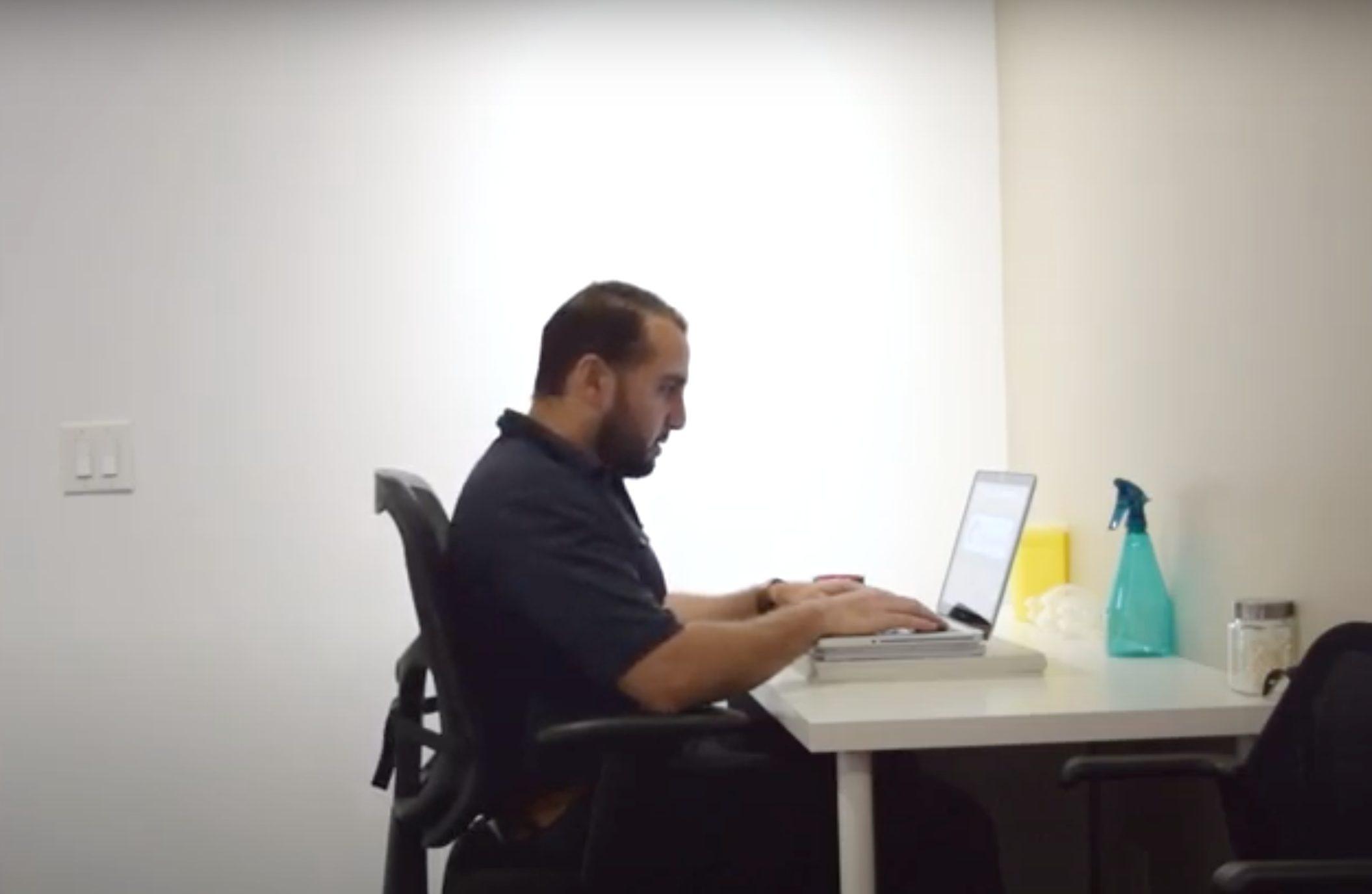 Ergonomic Desk